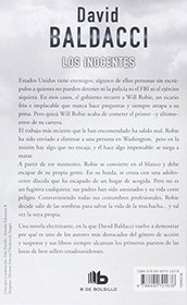 Los inocentes (Spanish Edition)