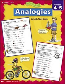 Analogies: Grades 4-5 (Ready-To-Go Reproducibles)