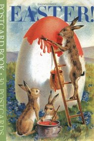 Easter! Postcard Book
