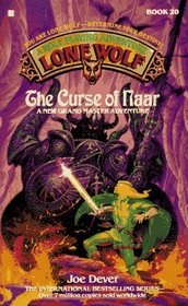 The Curse of Naar: Lone Wolf, Book 20