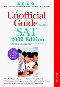 The Unofficial Guide to the Sat 2000 (Unofficial Guides)