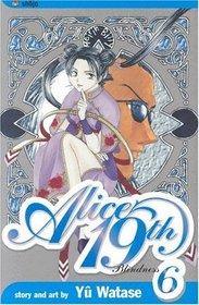 Alice 19th: Blindness Volume 6