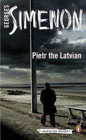 Pietr the Latvian (Inspector Maigret, Bk 1)