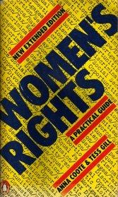 Women's Rights: A Practical Guide (Penguin Handbooks)