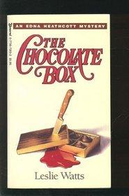 The chocolate box: An Edna Heathcott mystery