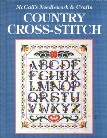 McCall's Country Cross-Stitch