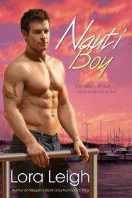 Nauti Boy (Nauti Boys, Bk 1)