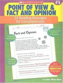 Point of View & Fact and Opinion: 35 Reading Passages for Comprehension, Grades 4-8