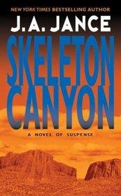 Skeleton Canyon (Joanna Brady, Bk 5)