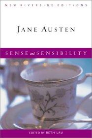 Sense and Sensibility (New Riverside Editions)