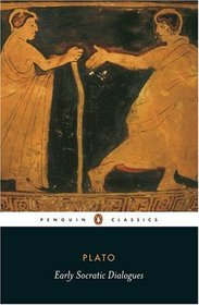 Early Socratic Dialogues (Penguin Classics)