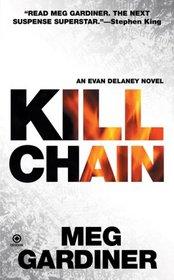 Kill Chain (Evan Delaney, Bk 5)