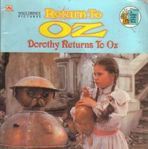 Dorothy Returns To Oz