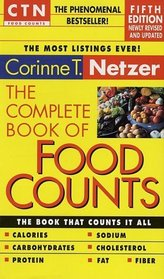 The Complete Book of Food Counts- 5th Edition (Complete Book of Food Counts)