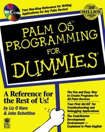 Palm OS Programming for Dummies