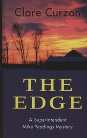 The Edge (Superintendent Mike Yeadings, Bk 20) (Large Print)