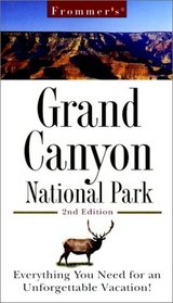 Frommers Grand Canyon National Park (Frommer's Grand Canyon National Park, 2nd ed)
