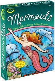 Mermaids Fun Kit (Dover Fun Kit)