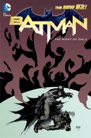 Batman: The Night of the Owls (New 52)