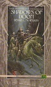 Iron Tower Trilogy #02: Shadows of Doom