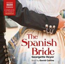 The Spanish Bride (Audio CD) (Unabridged)