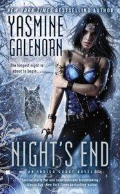Night's End (Indigo Court, Bk 5)