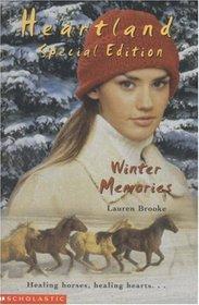 Heartland Super Special: Winter Memories