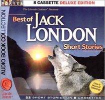 The Best of Jack London Short Stories (Audio Cassette) (Abridged)