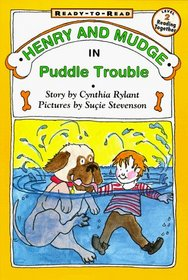 Henry and Mudge in Puddle Trouble (Henry and Mudge, Bk 2) (Ready-to-Read, Level 2)