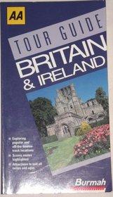 Tour Guide Britain & Ireland