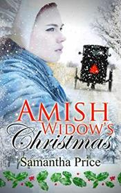 Amish Widow's Christmas (Expectant Amish Widows) (Volume 12)