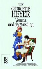 Venetia und der Wustling (Venetia ) (German Edition)