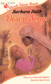 Desert Song (Silhouette Intimate Moments, No 173)