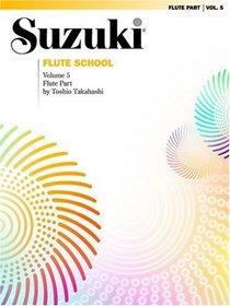Suzuki Flute School: Flute Part