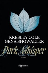 Dark Whisper (Deep Kiss of Winter) (Italian Edition)