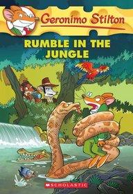 Geronimo Stilton #53: Rumble in the Jungle