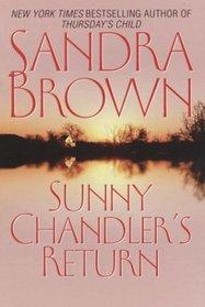 Sunny Chandler's Return (Large Print)