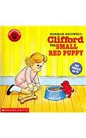Clifford The Small Red Puppy - Library Edition
