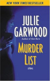 Murder List (Buchanan-Renard, Bk 4)