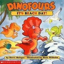 It's Beach Day! (Dinofours)