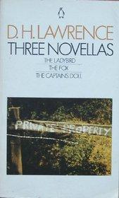 Three Novellas: The Ladybird / The Fox / The Captains