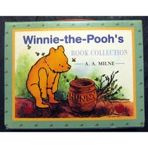 Winnie-the Pooh's Book Collection (Box set)