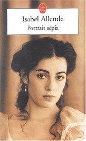Portrait sépia