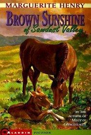 Brown Sunshine Of Sawdust Valley- Kidspicks 2001 (Marguerite Henry Summer Kidspicks 2001)