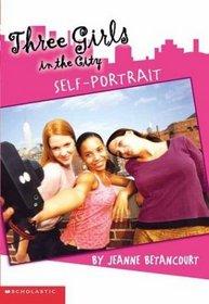 Three Girls in the City--Self Portrait