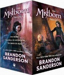 Mistborn / Final Empire Trilogy Boxed Set