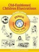 Old-Fashioned Children Illustrations (Dover Electronic Clip Art)