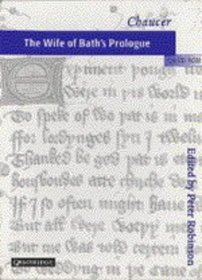 Chaucer: The Wife of Bath's Prologue on CD-ROM (The Canterbury Tales on CD-ROM)