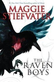 The Raven Boys - Audio