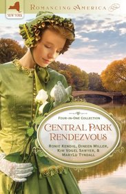Central Park Rendezvous (Romancing America: New York)